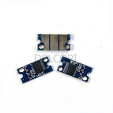 Чіп Minolta Bizhub C35 Toner 6K TNP-22 Magenta DELCOPI