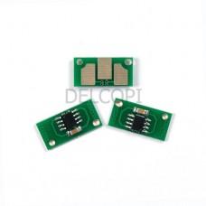Чип Minolta MC 2400 2430 2450 2500 Cyan 4.5K DELCOPI