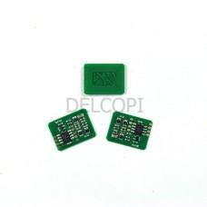 Чип OKI C3300 3400 3450 3530 3600 2.5K Yellow DELCOPI