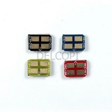 Чип Samsung CLP 300 CLX 2160 CLX 3160 1k Magenta DELCOPI