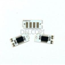 Чип DELL 1250C 1350CN 1355CN Magenta