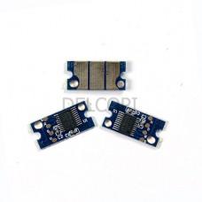 Чип Minolta MC 4650EN 4650DN 8K Magenta DELCOPI